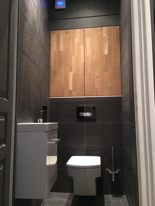 Exemple de réalisation Ki Dépann Aménagement WC
